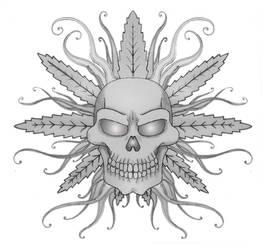 SkullBud by MatthewLaipple