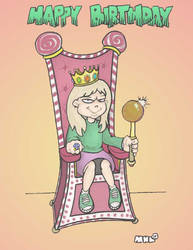 Candy Queen by MatthewLaipple