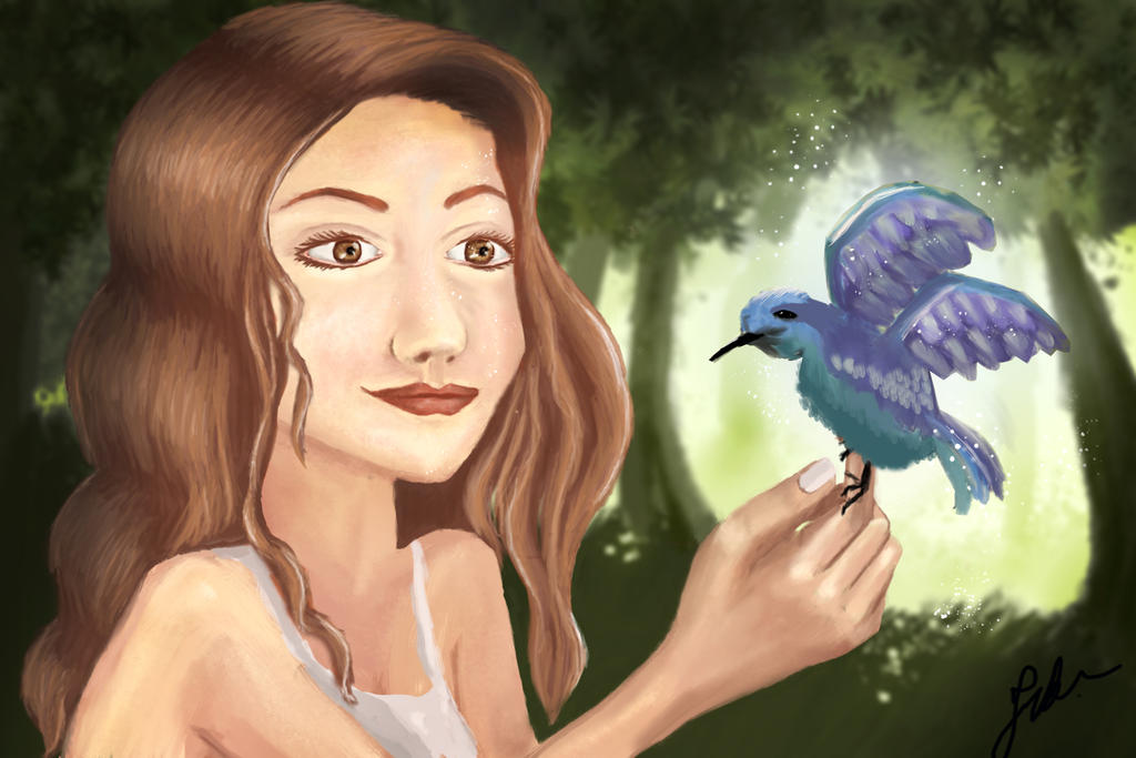 Bird by F-Kove