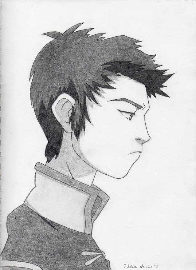 Prince Zuko by GoldenSplash