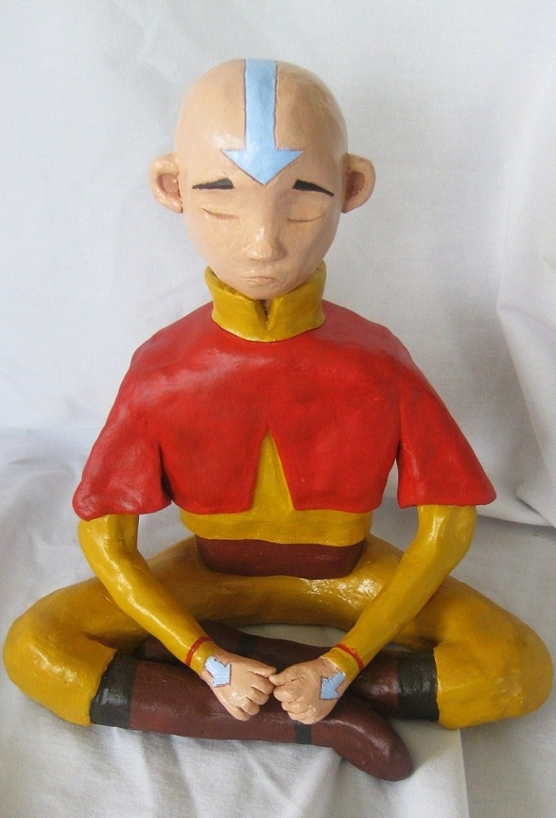 Aang: The last air nomad by GoldenSplash