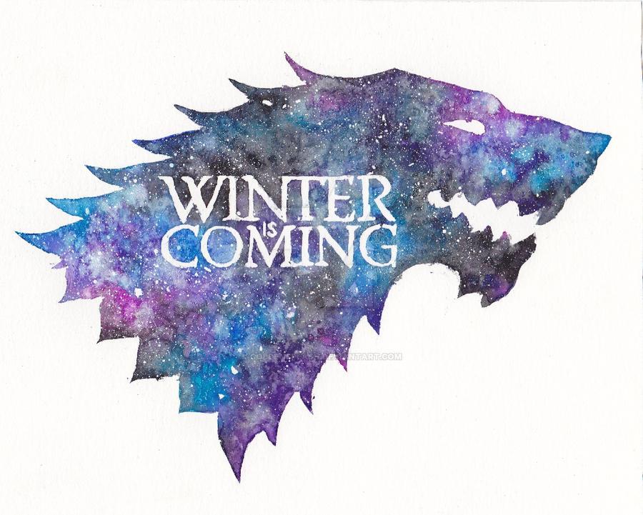 Game of Thrones, Winter is Coming by GoldenSplash