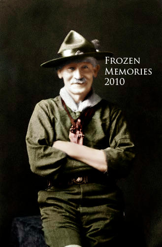 Robert Baden Powell By Jennifermn On Deviantart