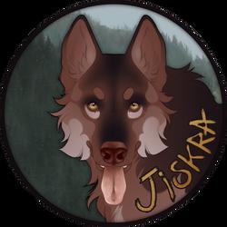 TURP / badge - Jiskra