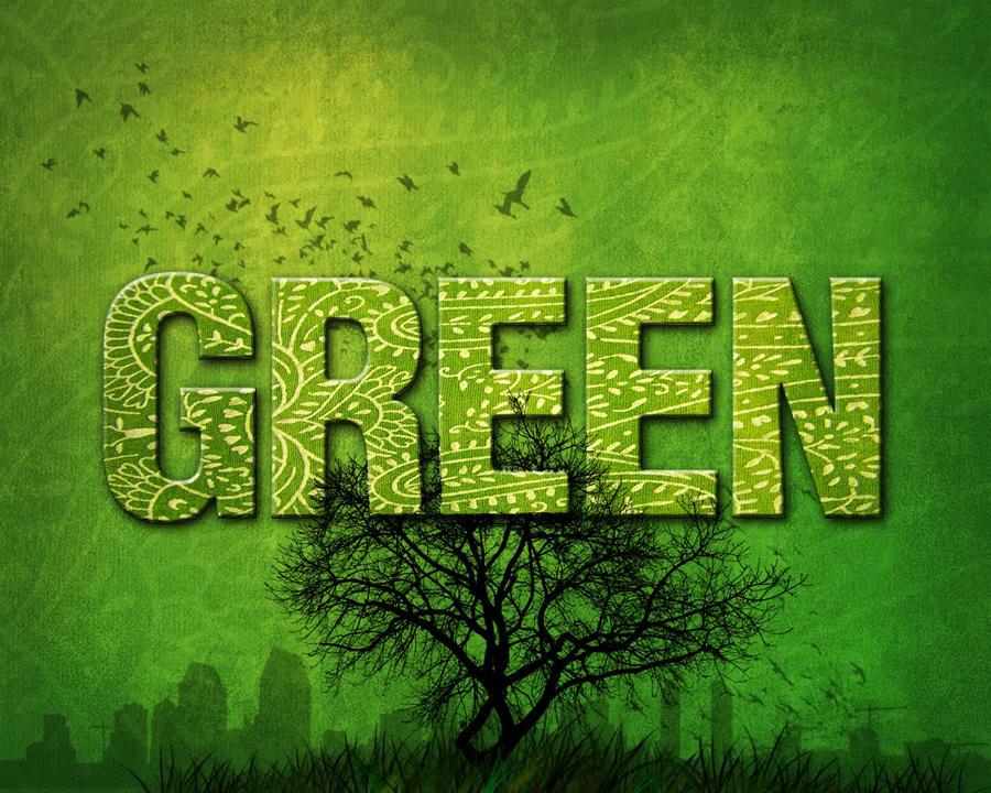 Typo Green