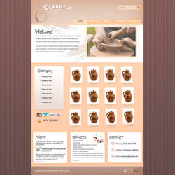 Webdesign mockup 11