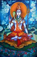 Shiva by alexiae2