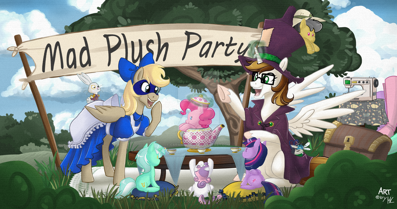ArtTrade Banner for Erdbeerprinz by Carmalicious