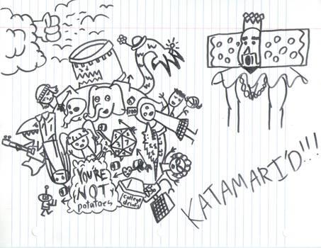 KATAMARI'D by K-S-O