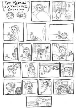KD Comic by Sandcastle
