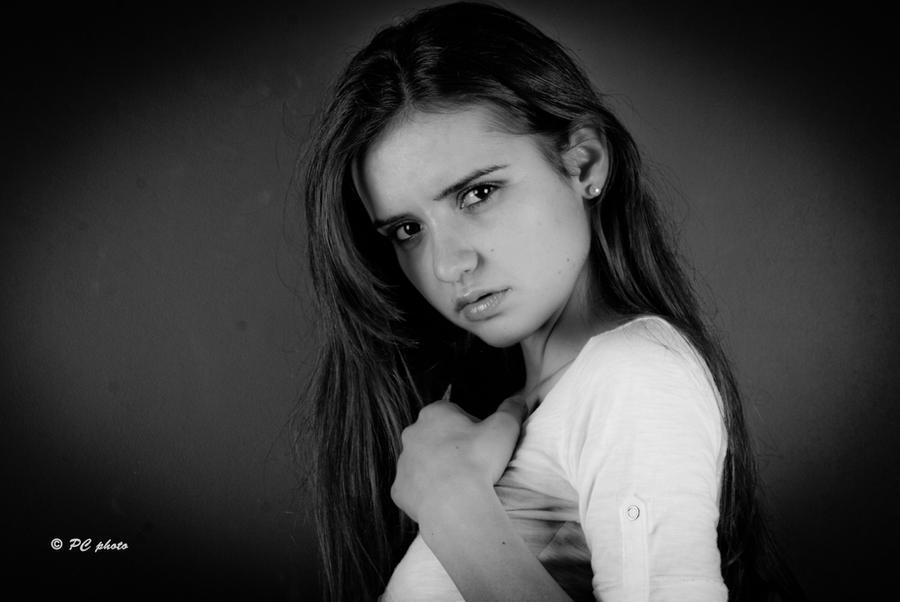 portrait 18 by baineann