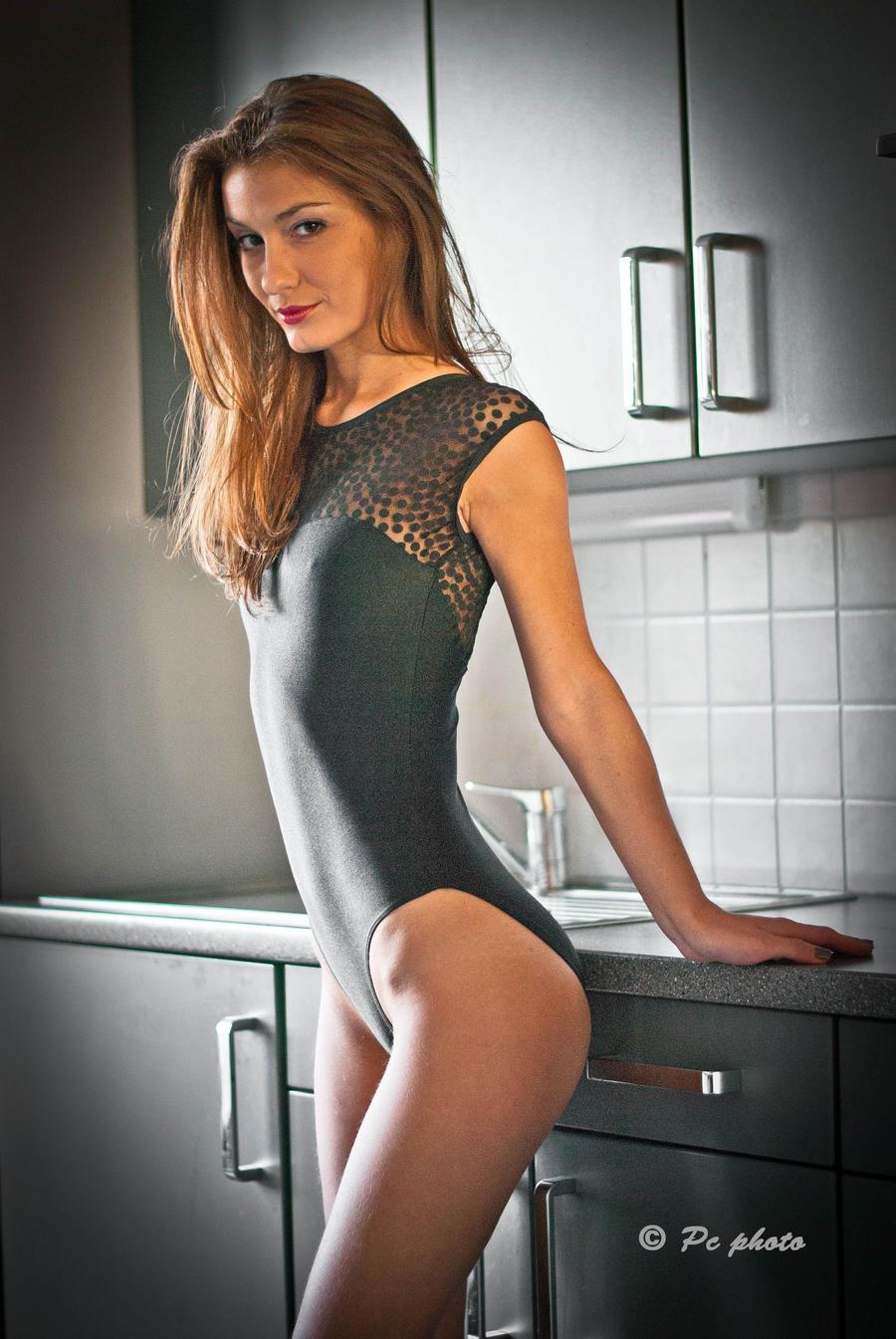 kitchenfairy by baineann