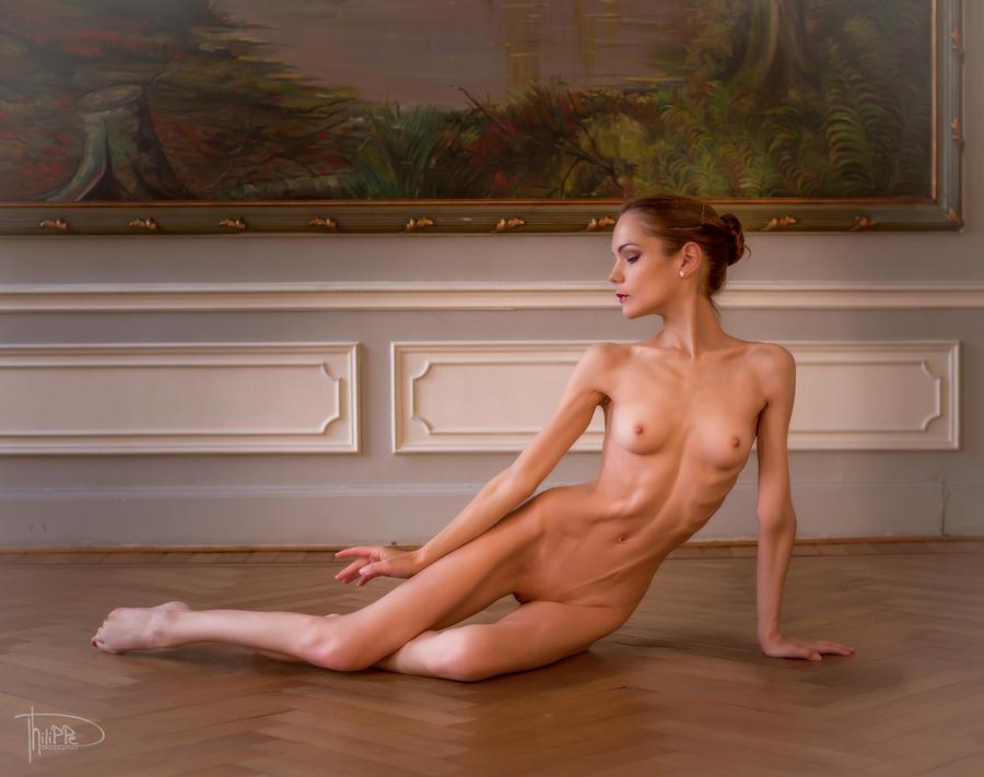 Were visited artistic nude ballet