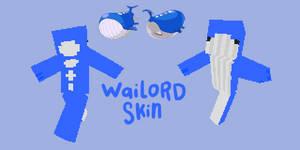wailord skin