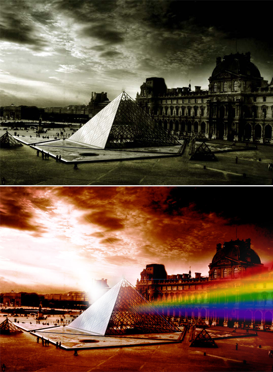 Fan art de Pink Floyd