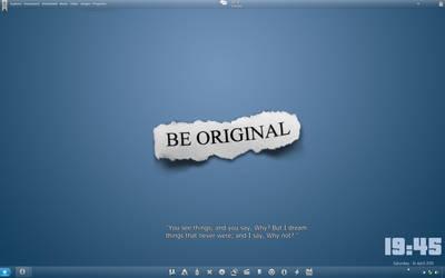 My Desktop April 2011 by Aly007