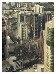 Melbourne City by Cackleberry