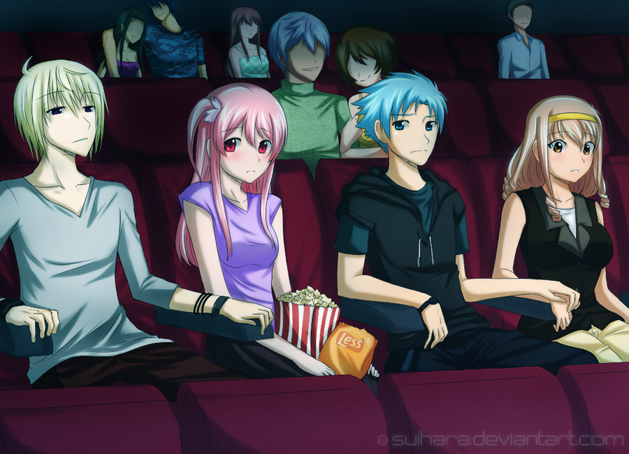 Movies... by Suihara on DeviantArt