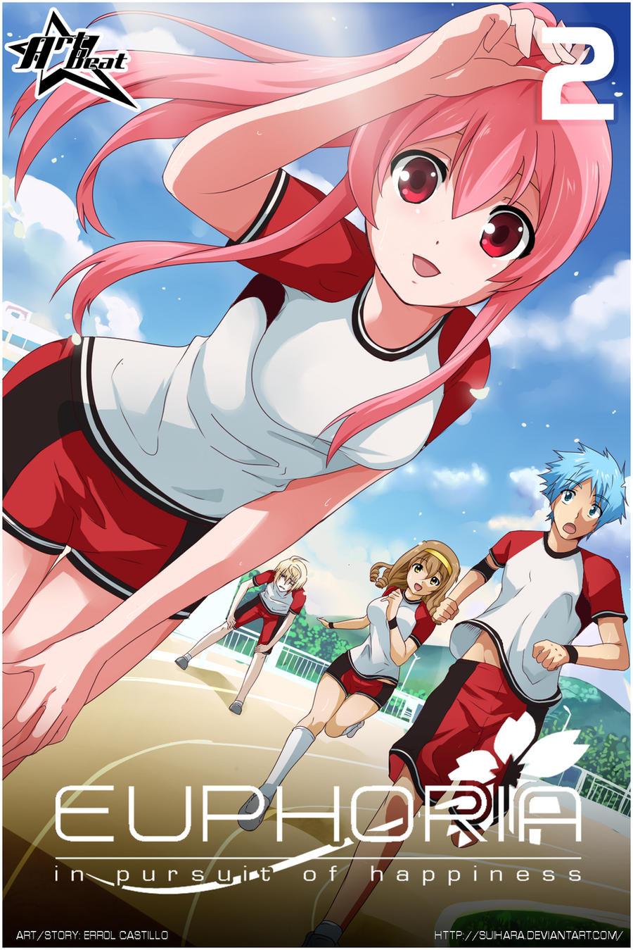 Euphoria Manga Cover 2 by Suihara
