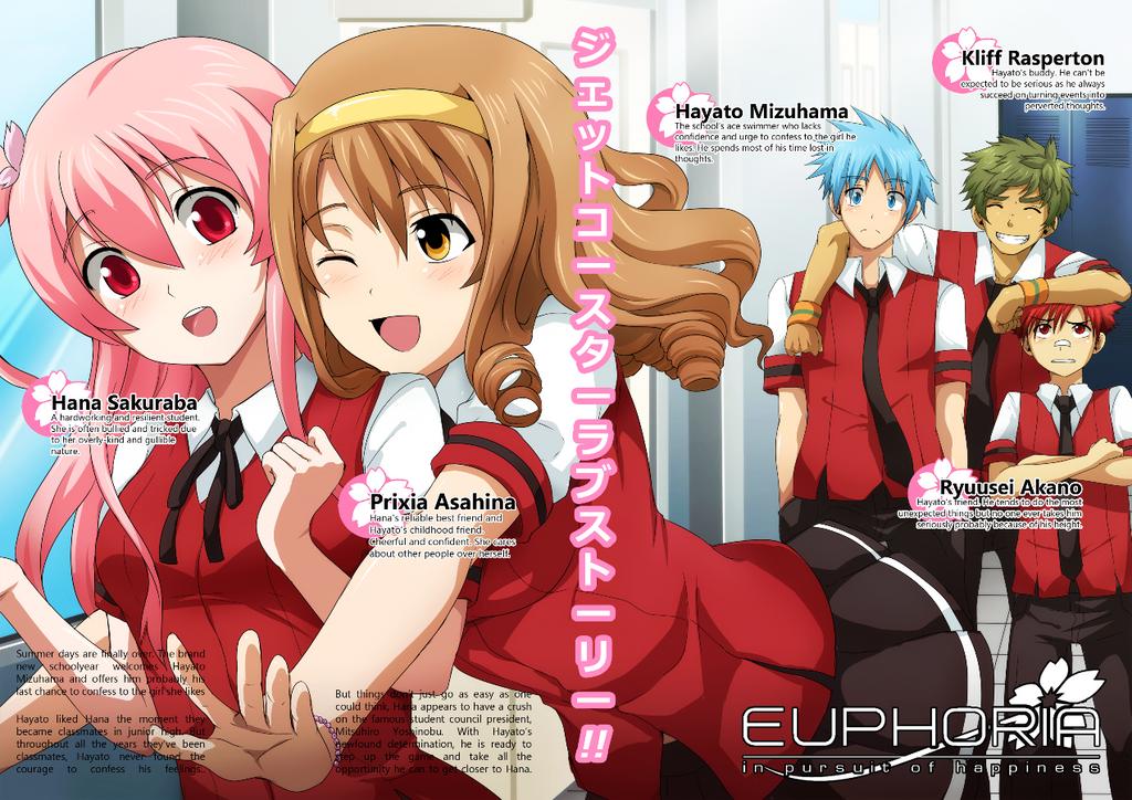 Euphoria by Suihara