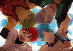 Teamwork! by Suihara