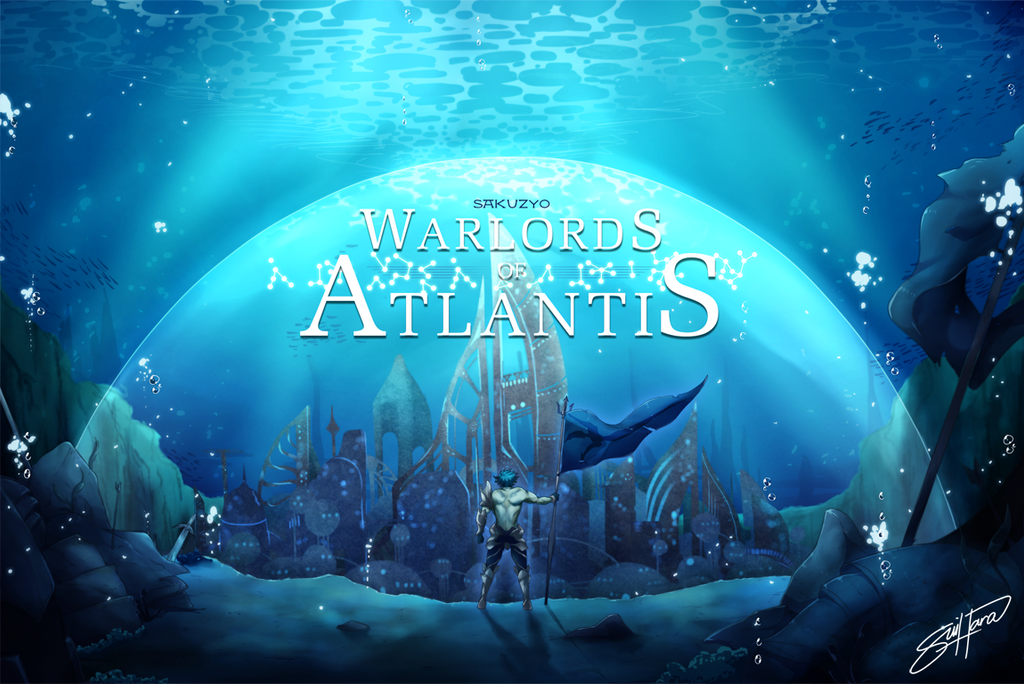 Warlords Of Atlantis By Suihara On Deviantart