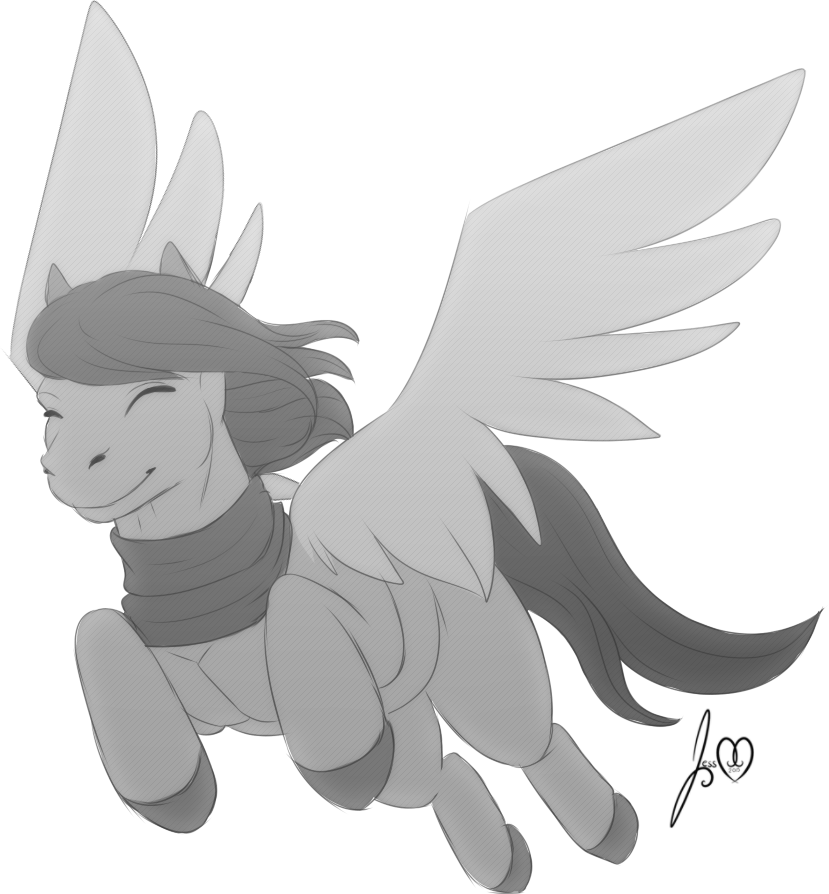 Flying Freely by WithoutAVoice