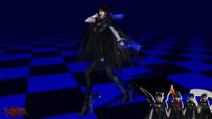 (MMD Model) Bayonetta Download