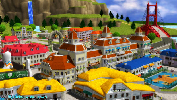 (MMD Stage) Wuhu Town Download