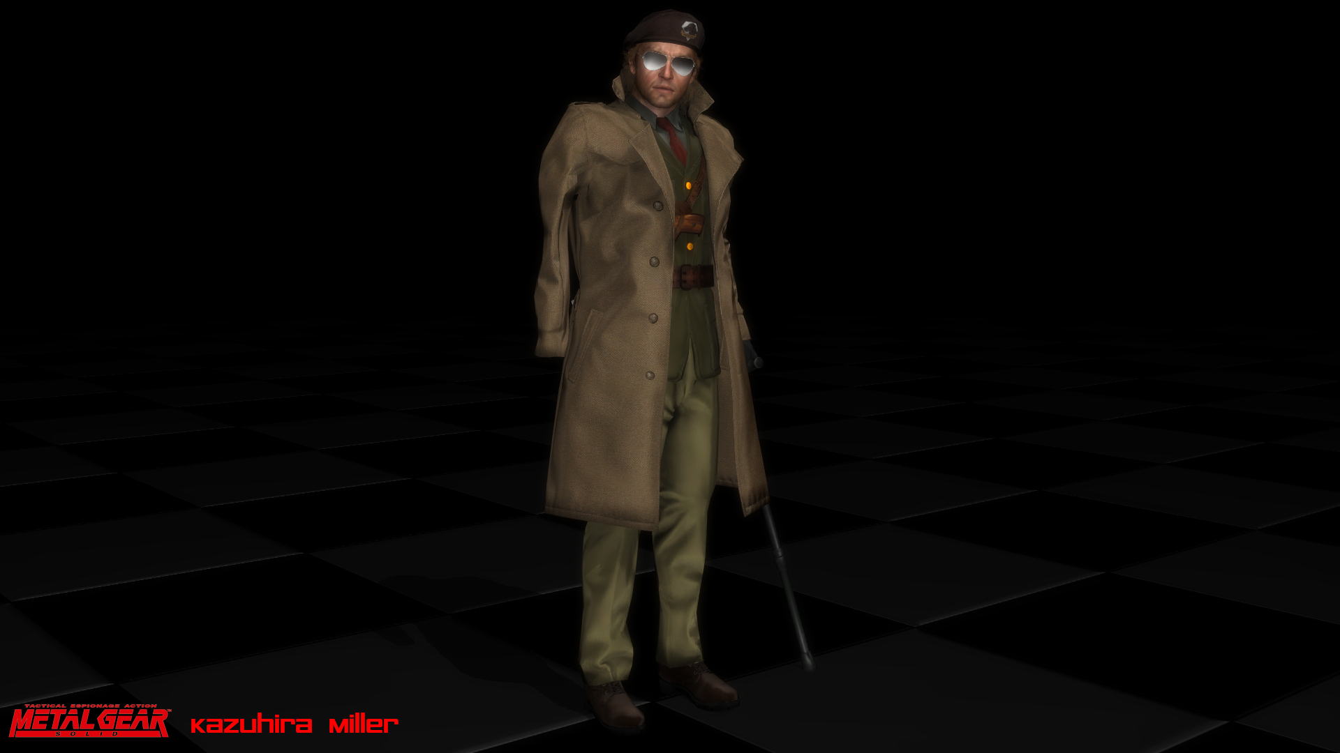 Mmd Model Kazuhira Miller Amputee Download By Sab64 On Deviantart I will post metal gear related content, but i will post random stuff sometimes, but most of it is. mmd model kazuhira miller amputee