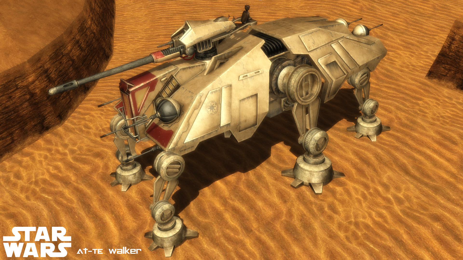 Mmd Model At Te Walker Download By Sab64 On Deviantart