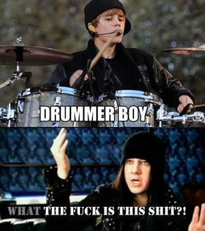 DRUMMER BOY :'D