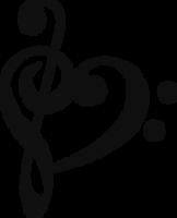 Heartsong's cutie mark by kilecroc
