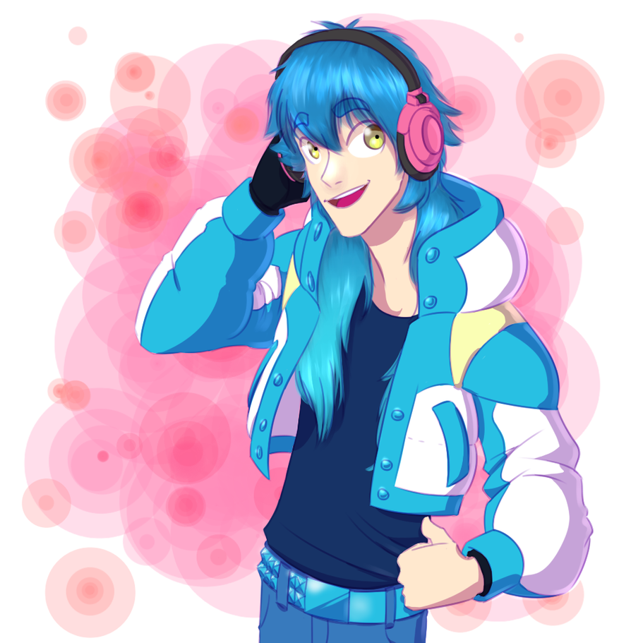 Aoba by kilecroc