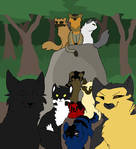 sss warrior cats bg characters