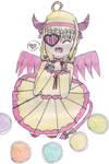 Amai Debiru Easter Contest Entry by Yoko-tan