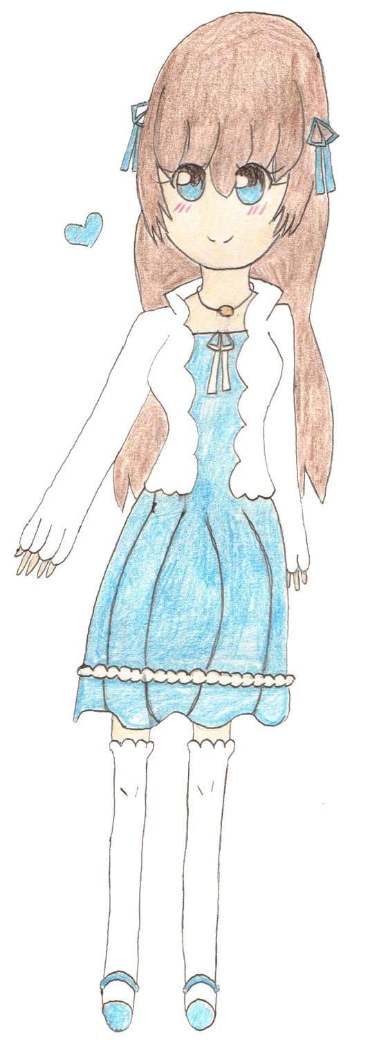 Hoshimimi's OC Contest: Sora by Yoko-tan