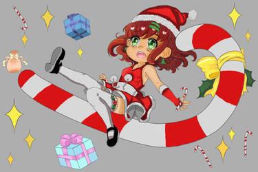 :CP: Santa Yoko's Delivery!