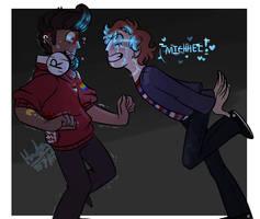 Obsession by GraveyardPrince