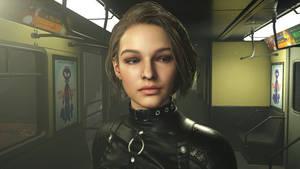 Resident Evil 3 Jill Close up