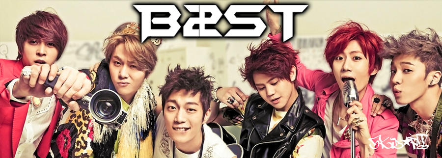 B2ST Header by Skibop on DeviantArt