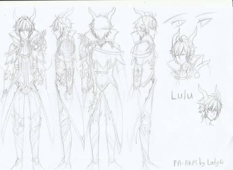 Aura Kingdom Mobile - Lulu