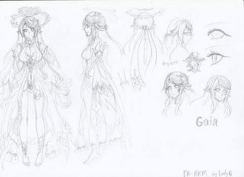 Aura Kingdom Mobile - Gaia