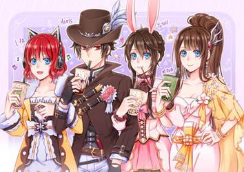 AKM Milk Tea Party