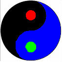 Sonadow ying yang by Caz939