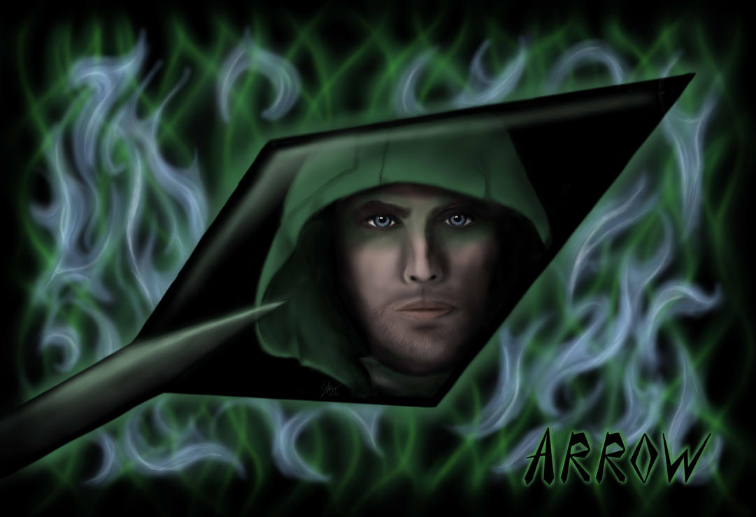 Oliver Queen, Arrow by Esmeekramer