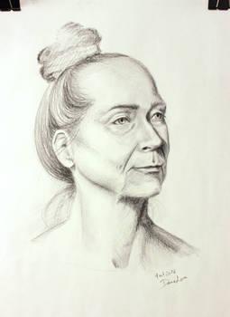 Portrait of Veronique 2