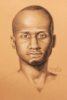 Portrait of Jeremie 1