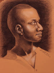 Portrait of Jeremie 2