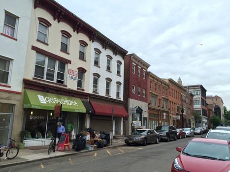Newark's Halsey Street